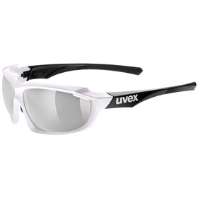 UVEX sportstyle 710 vm Glasses white black